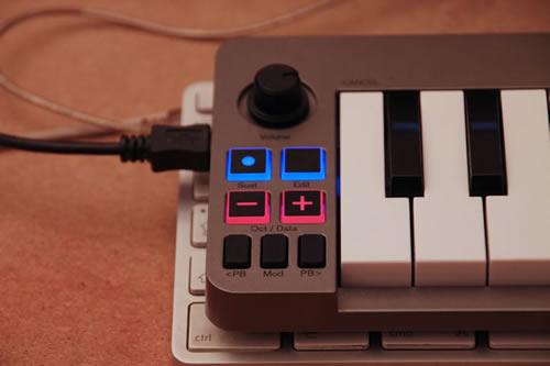 Avid M Audio Keystation MINI 32 | cubase.it
