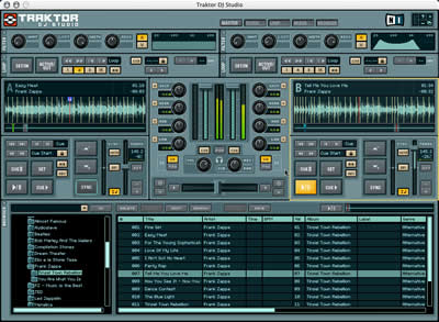 To TRAKTOR DJ Studio 2, the latest and most advanced version of the softwar