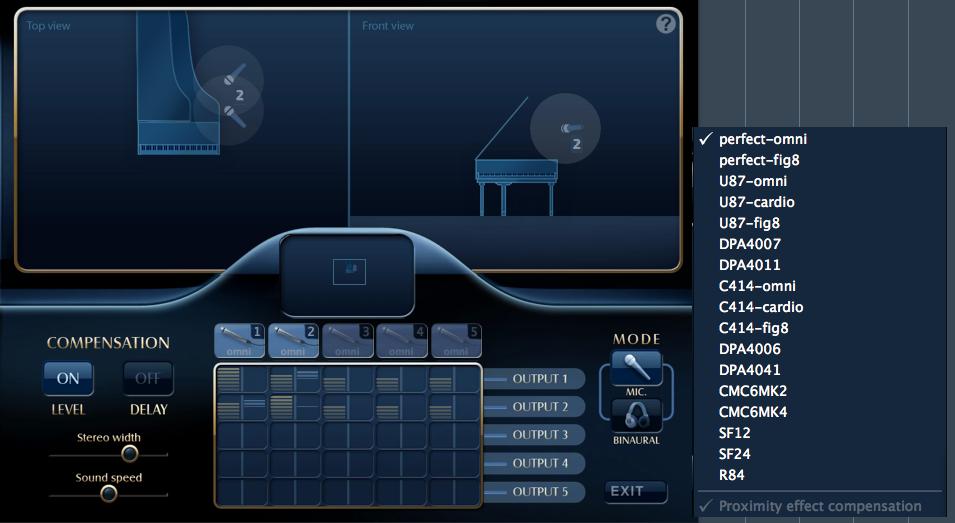 Figura 5: Moddart Pianoteq 5
