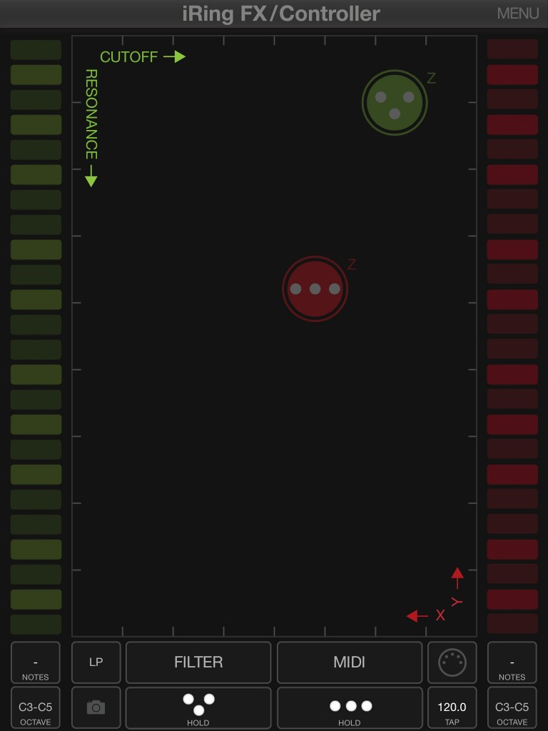 iRing Music FX/Controller