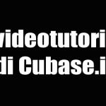i video tutorial di cubase.it