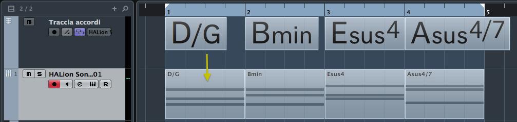 Cubase Pro 8 Chord Track Fig 06