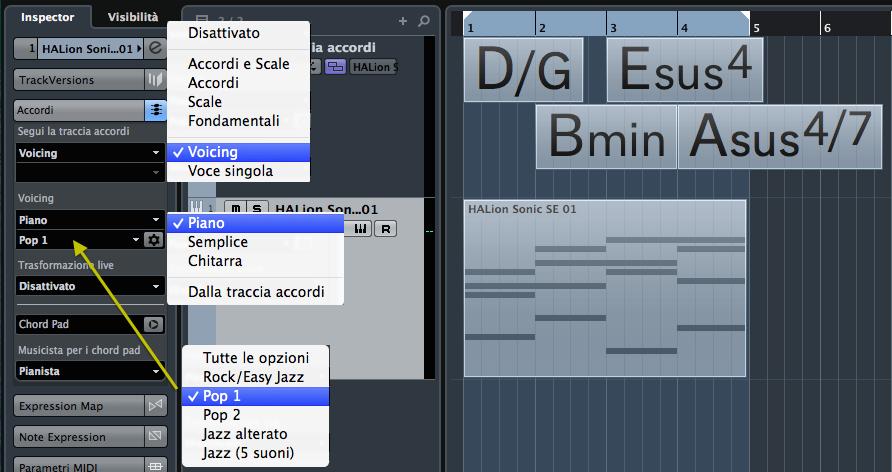 Cubase Pro 8 Chord Track Fig 07