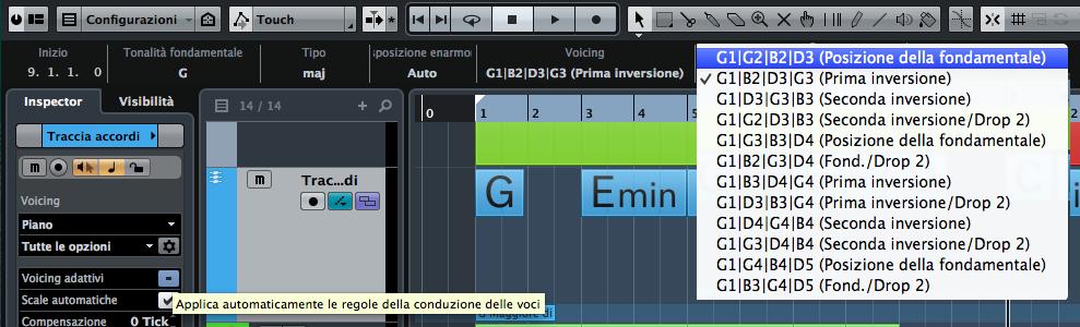 Cubase Pro 8 Chord Track Fig 10