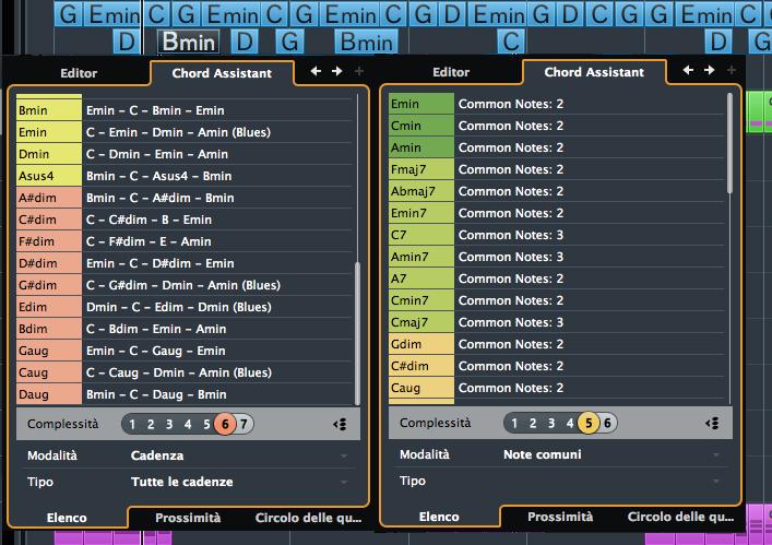 Cubase Pro 8 Chord Track Fig 14