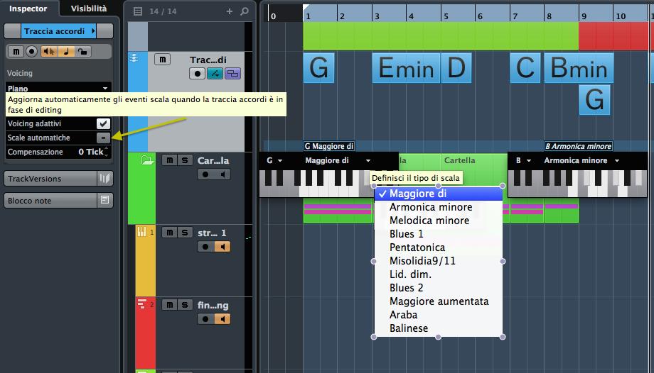 Cubase Pro 8 Chord Track Fig 16