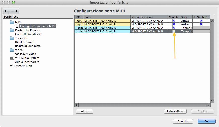 Periferiche MIDI