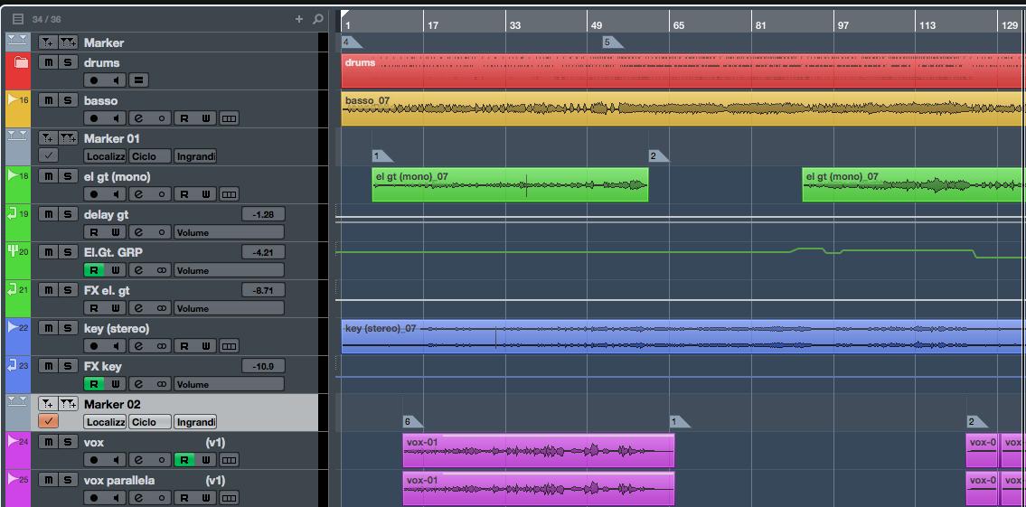 Cubase Pro 9 Sampler Track