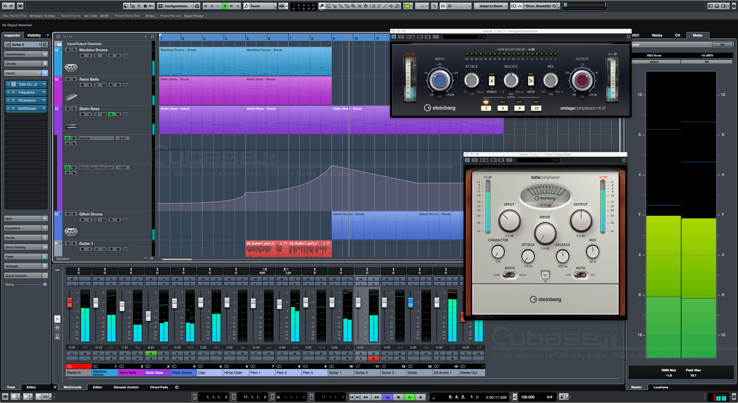 steinberg cubase le free download